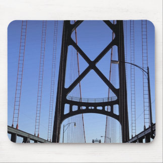Angus L Macdonald Bridge, Halifax, Nova Mouse Pad
