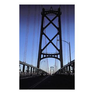Angus L Macdonald Bridge, Halifax, Nova Photo