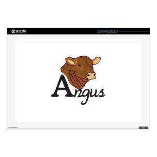 Angus Laptop Skin