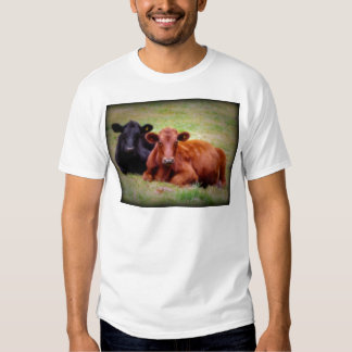 Angus Love - Pair of Cattle Side by Side Shirts