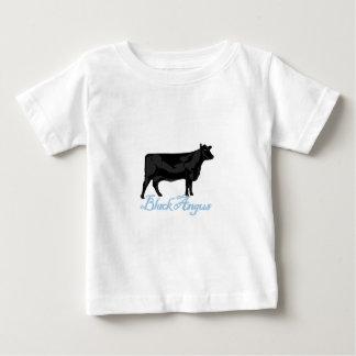 Angus negro t-shirts