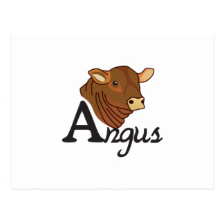 Angus Postcard