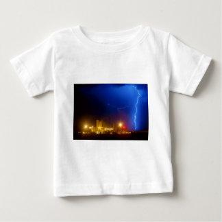 Anheuser-Busch Budweiser Brewery Lightning thunder Baby T-Shirt