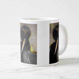 anhinga agility giant coffee mug