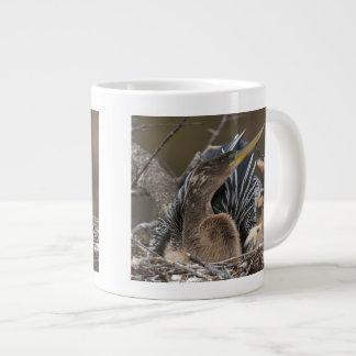 Anhinga...Living in the Sticks Giant Coffee Mug