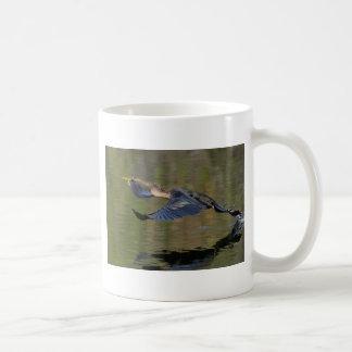 Anhinga Takeoff Coffee Mug