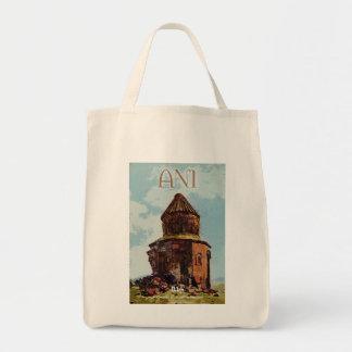 Ani, Ancient Capital of Armenia Tote Bag
