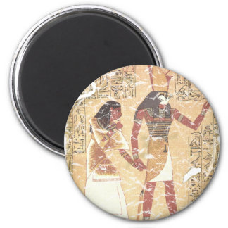Ani and Horus Magnet