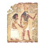 Ani and Horus Postcard