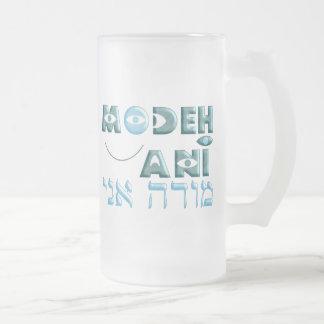 Ani de Modeh Taza De Café