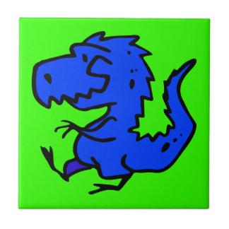 ani del dinosaurio de Dino de los dinosaurios de l Azulejos