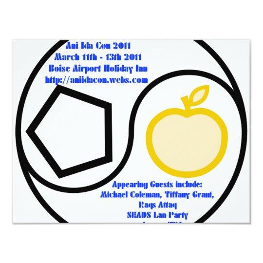 Ani Ida Con 2011 Card