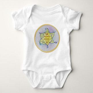 Ani le´Dodi Ve´Dodi Li Baby Bodysuit