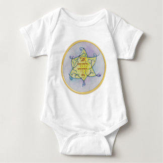 Ani leDodi VeDodi Li Baby Bodysuit