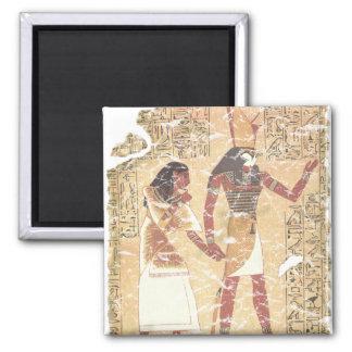 Ani y Horus Imanes Para Frigoríficos