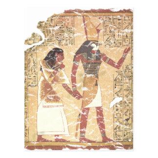 Ani y Horus Postales