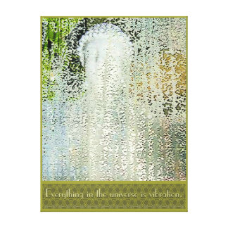 Anicca X Wrapped Canvas Canvas Print
