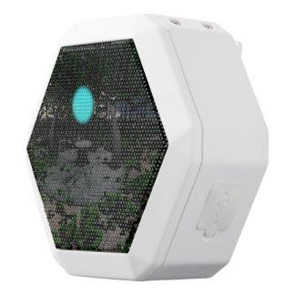 anicent altar white bluetooth speaker