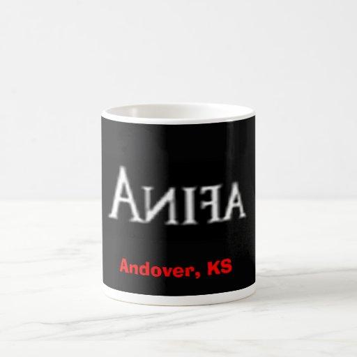 Anifa logo mug