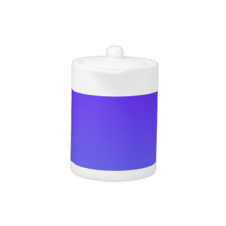 Añil eléctrico a la pendiente azul de H l del Corn