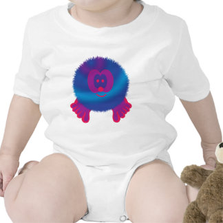 Añil Pom ideal Pom PAL Trajes De Bebé