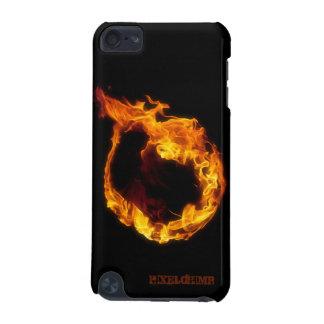 Anillo 01 de la llama funda para iPod touch 5G