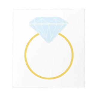 Anillo de diamante blocs