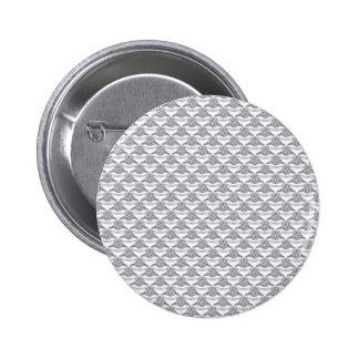 Anillo de diamante del platino chapa redonda 5 cm