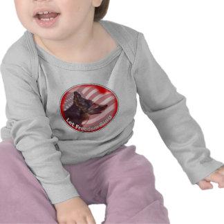 Anillo de la libertad de GSD Camisetas