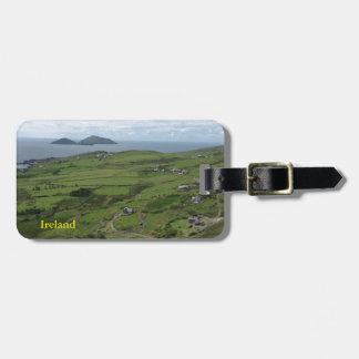 Anillo de la vista al mar del irlandés de Kerry Etiquetas Bolsa