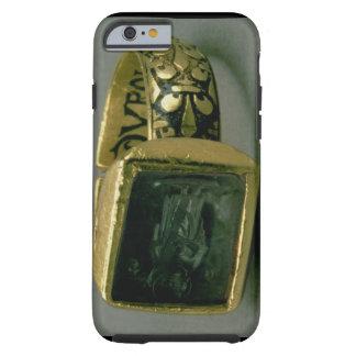 Anillo de Signet de rey Louis IX de Francia (St. Funda Para iPhone 6 Tough