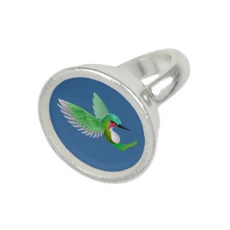 Anillo del colibrí