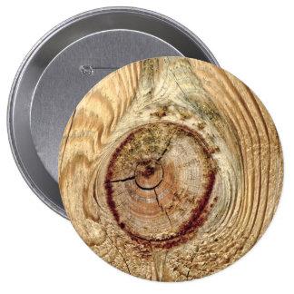 Anillos de árbol 2 pin redondo de 4 pulgadas