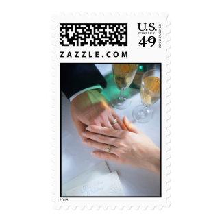 anillos de bodas franqueo