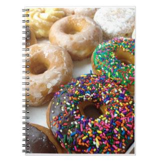 Anillos de espuma spiral notebooks