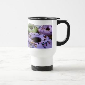 Anillos de espuma taza