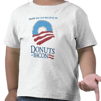 Anillos de espuma y tocino: Gusto que podemos cree Camisetas