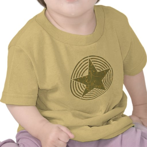 Anillos de la estrella camisetas