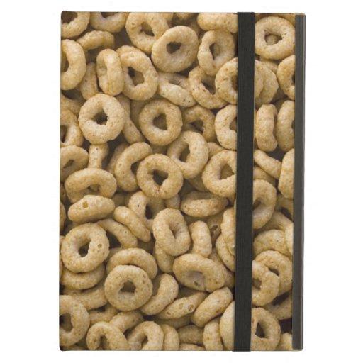 Anillos del cereal de desayuno