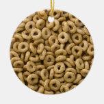 Anillos del cereal de desayuno ornamento de reyes magos