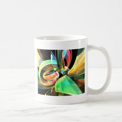Anillos mágicos taza de café