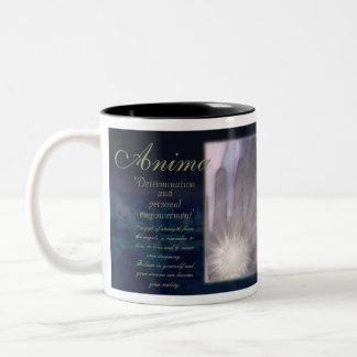 Anima Determination Two-Tone Coffee Mug