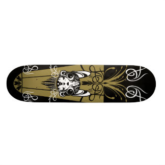 animabase doggy styling luxury skateboard deck