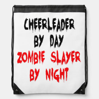 Animadora del asesino del zombi mochila