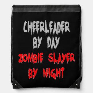 Animadora del asesino del zombi mochilas