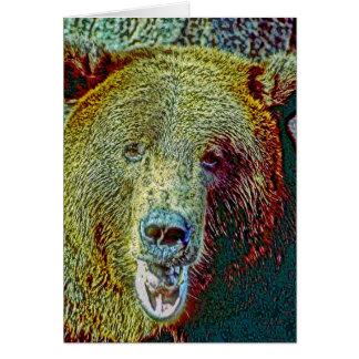 Animal25 Greeting Card