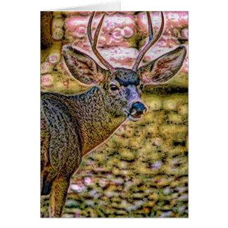 Animal29 Greeting Card