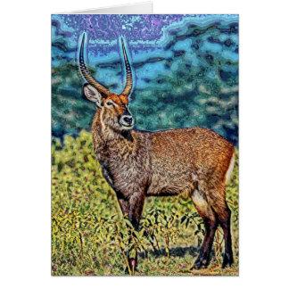 Animal37 Greeting Card