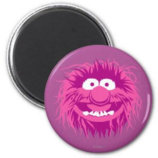 Animal 2 de los Muppets Imán Redondo 5 Cm