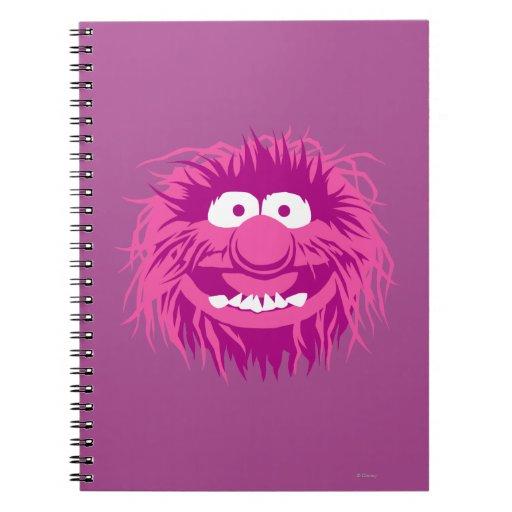 Animal 2 de los Muppets Libro De Apuntes